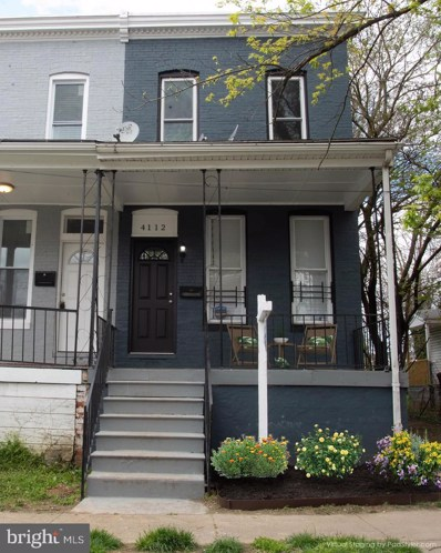 4112 Newton Avenue, Baltimore, MD 21215 - #: MDBA546838