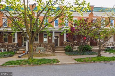 4206 Falls Road, Baltimore, MD 21211 - #: MDBA546856