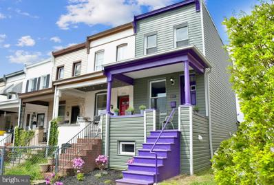 852 W 33RD Street, Baltimore, MD 21211 - #: MDBA546860