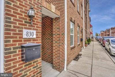 830 S Robinson Street, Baltimore, MD 21224 - #: MDBA546902