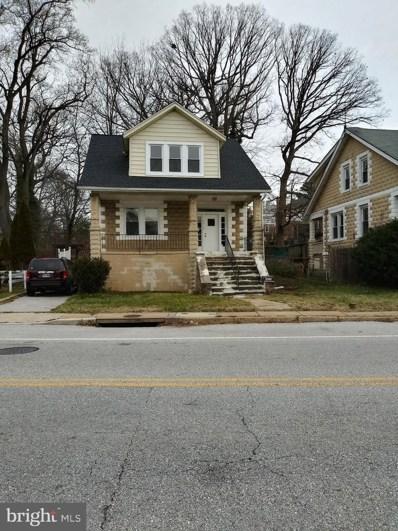 3812 Echodale Avenue, Baltimore, MD 21206 - #: MDBA546914
