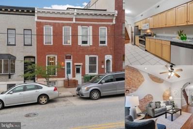 3402 Odonnell Street, Baltimore, MD 21224 - #: MDBA546944