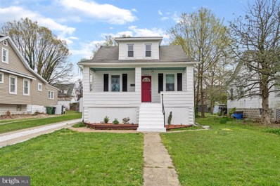 3020 Fleetwood Avenue, Baltimore, MD 21214 - #: MDBA546966