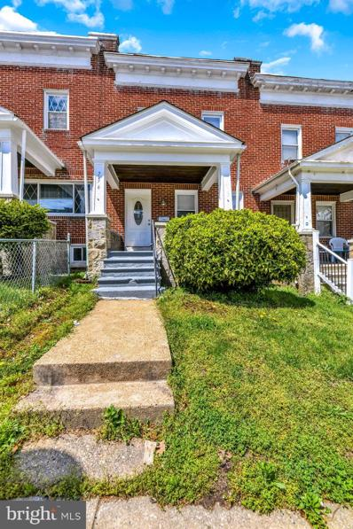 794 N Grantley Street, Baltimore, MD 21229 - #: MDBA546972