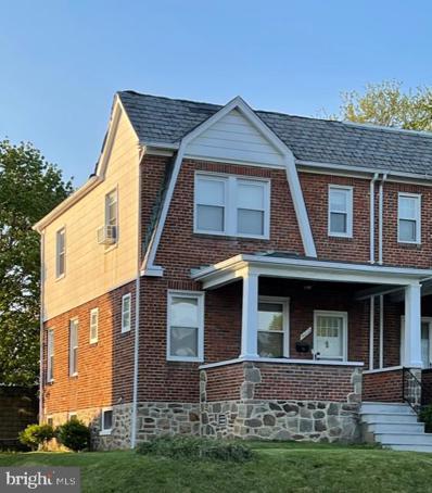 4612 Walther Avenue, Baltimore, MD 21214 - #: MDBA546998