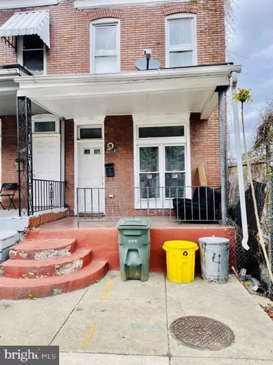 2014 Clifton Avenue, Baltimore, MD 21217 - #: MDBA547012
