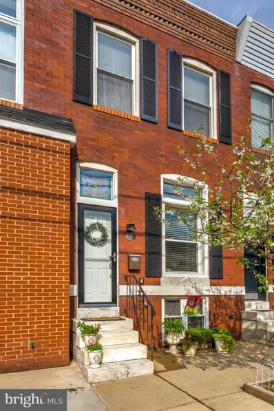716 S Eaton Street, Baltimore, MD 21224 - #: MDBA547034