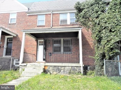 902 N Woodington Road, Baltimore, MD 21229 - #: MDBA547064