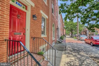914 William Street, Baltimore, MD 21230 - #: MDBA547084