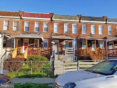3704 Arcadia Avenue, Baltimore, MD 21215 - #: MDBA547114