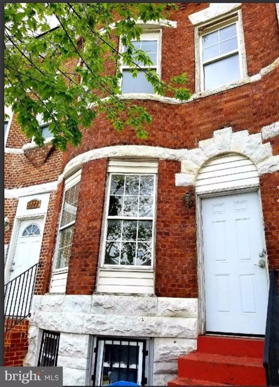 1923 N Fulton Avenue, Baltimore, MD 21217 - #: MDBA547144
