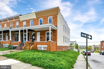 1801 E 30TH Street, Baltimore, MD 21218 - #: MDBA547150