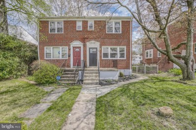 6209 Pilgrim Road, Baltimore, MD 21214 - #: MDBA547156