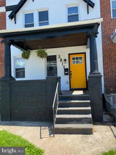 3019 Spaulding Avenue, Baltimore, MD 21215 - #: MDBA547172