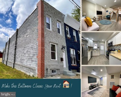 519 E 28TH Street, Baltimore, MD 21218 - #: MDBA547198