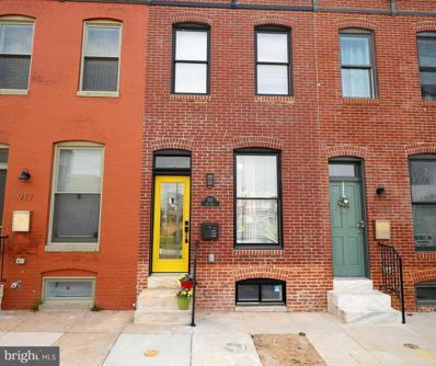 915 N Port Street, Baltimore, MD 21205 - #: MDBA547214