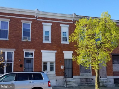 2407 E Oliver Street, Baltimore, MD 21213 - #: MDBA547256