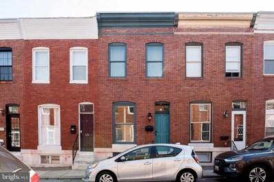 133 S Curley Street, Baltimore, MD 21224 - #: MDBA547268