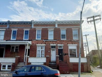 1603 E 25TH Street, Baltimore, MD 21213 - #: MDBA547306