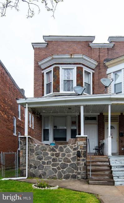 3607 Reisterstown Road, Baltimore, MD 21215 - #: MDBA547308