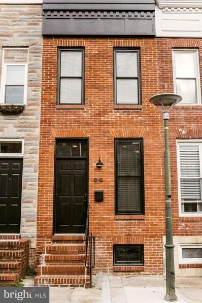 919 S Decker Avenue, Baltimore, MD 21224 - #: MDBA547324