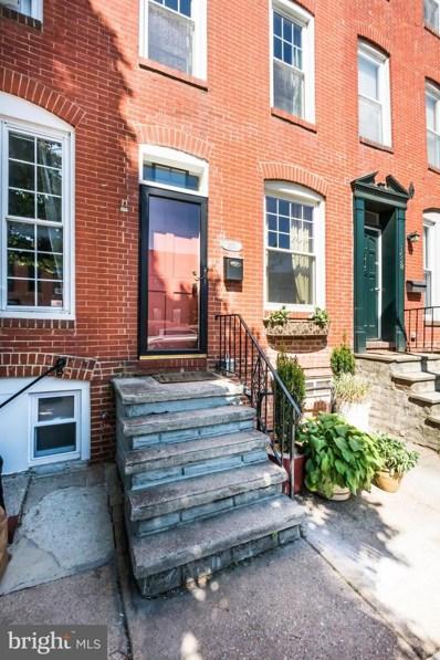 1630 S Charles Street, Baltimore, MD 21230 - #: MDBA547340