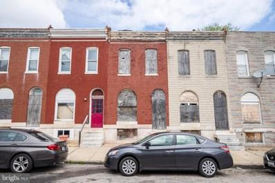 2304 E Hoffman Street, Baltimore, MD 21213 - #: MDBA547346