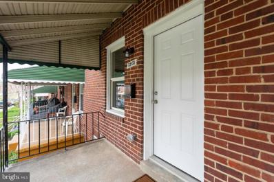 3203 Kentucky Avenue, Baltimore, MD 21213 - #: MDBA547376