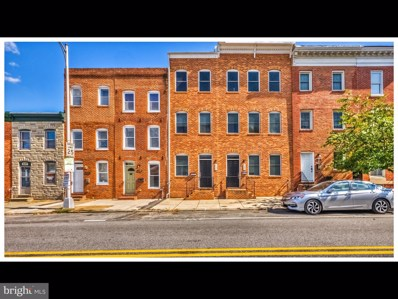 1121 S Hanover Street, Baltimore, MD 21230 - #: MDBA547378