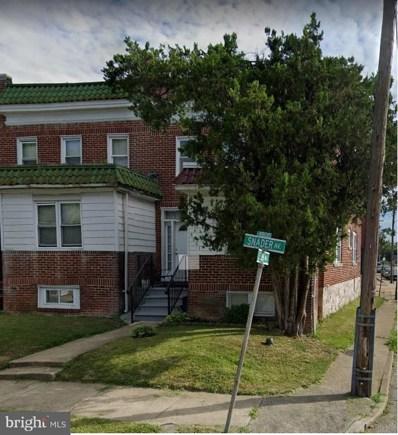 4801 Snader Avenue, Baltimore, MD 21215 - #: MDBA547398