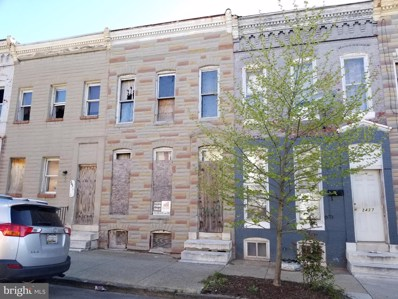 2429 Francis Street, Baltimore, MD 21217 - #: MDBA547438