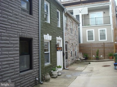 2211 Winterling Court, Baltimore, MD 21231 - #: MDBA547452
