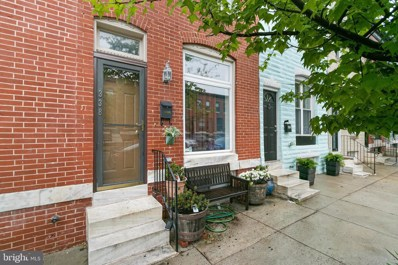 338 S Clinton Street, Baltimore, MD 21224 - #: MDBA547476