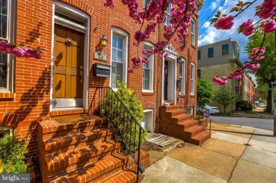 620 E Clement Street, Baltimore, MD 21230 - #: MDBA547484