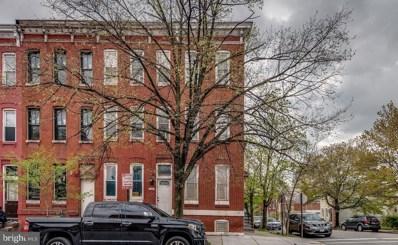 417 Robert Street, Baltimore, MD 21217 - #: MDBA547518