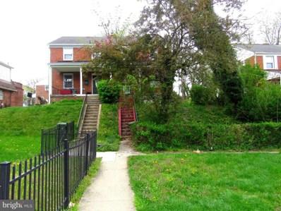 4904 Greenspring Avenue, Baltimore, MD 21209 - #: MDBA547528