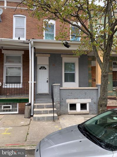 1624 Normal Avenue, Baltimore, MD 21213 - #: MDBA547556