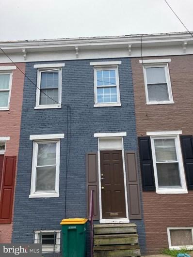 1317 Lemmon Street, Baltimore, MD 21223 - #: MDBA547568