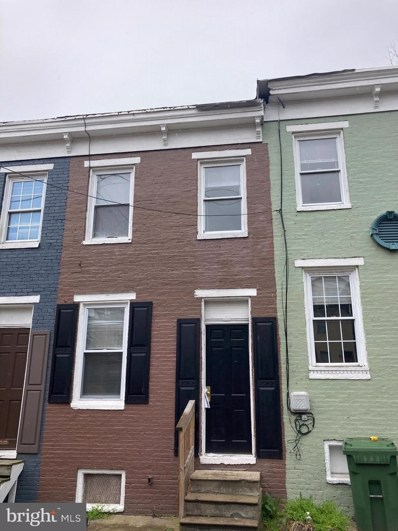 1319 Lemmon Street, Baltimore, MD 21223 - #: MDBA547570