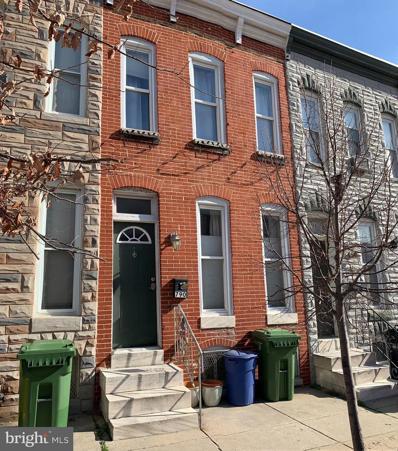 790 W Cross Street, Baltimore, MD 21230 - #: MDBA547594