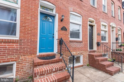 815 S Decker Avenue, Baltimore, MD 21224 - #: MDBA547624