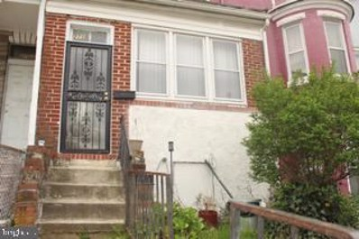 2715 W North Avenue, Baltimore, MD 21216 - #: MDBA547636