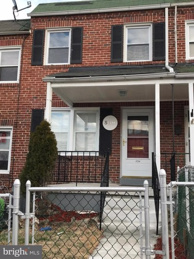 509 Sunset Road, Baltimore, MD 21223 - #: MDBA547640