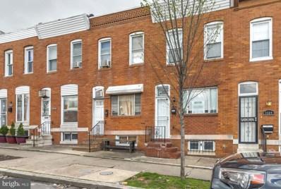 3511 E Fairmount Avenue, Baltimore, MD 21224 - #: MDBA547668