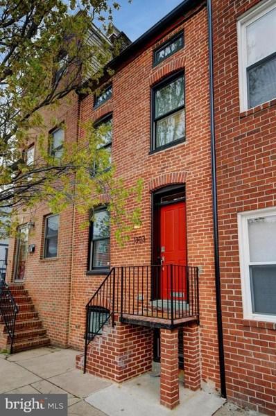 1303 S Clinton Street, Baltimore, MD 21224 - #: MDBA547676