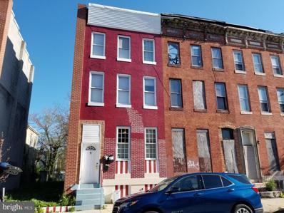 1010 E Preston Street, Baltimore, MD 21202 - #: MDBA547692