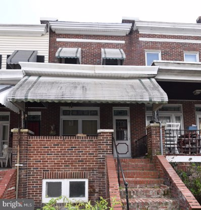 111 S Monastery Avenue, Baltimore, MD 21229 - #: MDBA547694