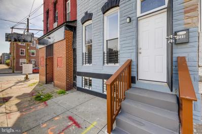 1229 E Preston Street, Baltimore, MD 21202 - #: MDBA547712