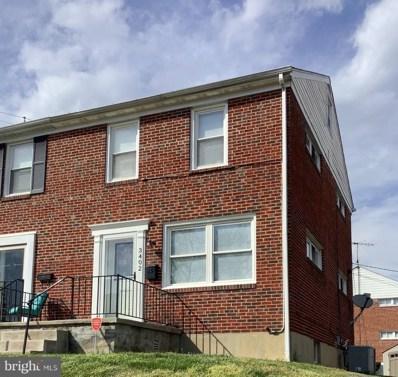 3402 Pinewood Avenue, Baltimore, MD 21206 - #: MDBA547798