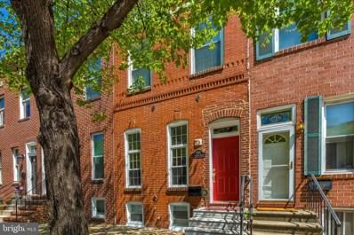 1737 S Charles Street, Baltimore, MD 21230 - #: MDBA547986